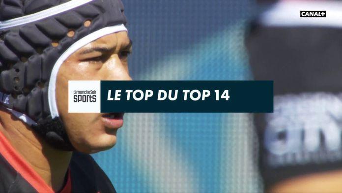 Le Top de la J2 de Top 14 ! : Dimanche Soir Sports