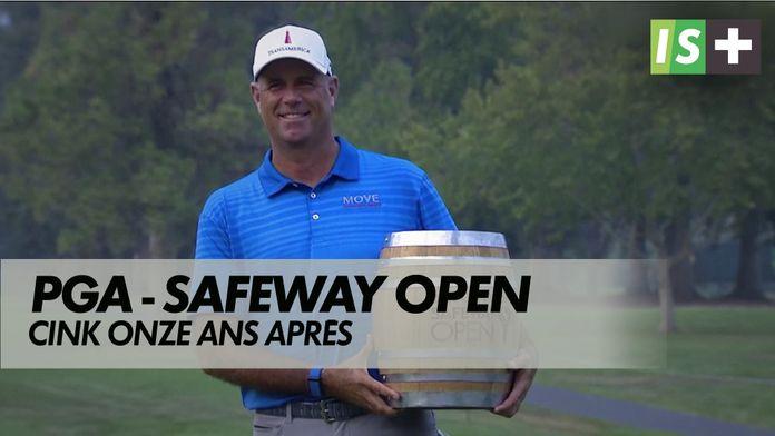 Cink, onze ans après : PGA - Safeway Open