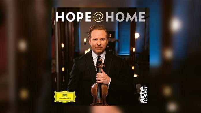 Daniel Hope - @ Home