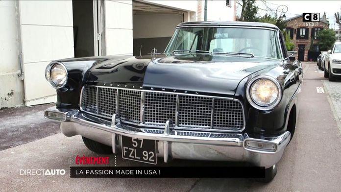Évènement : la passion auto… made in USA