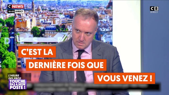 La télé de Luigi : La grosse bourde d'une journaliste en direct sur CNEWS