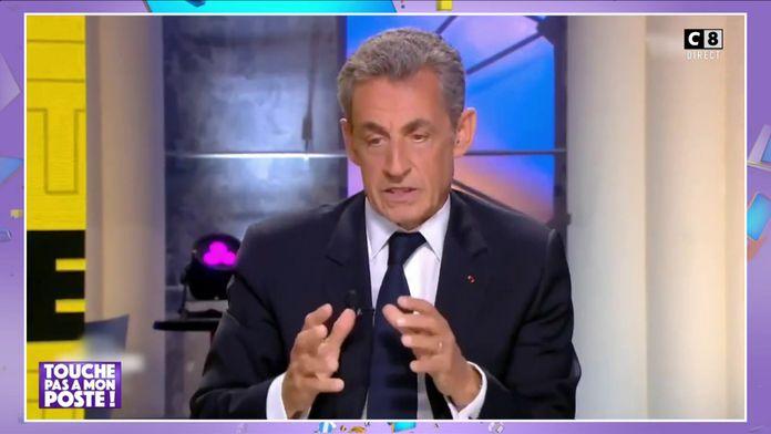 """Les propos de Nicolas Sarkozy font polémiques dans """"Quotidien"""""""