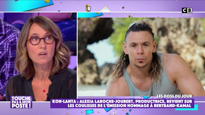"""Alexia Laroche-Joubert revient sur l'aventure de Bertrand-Kamal :  """"Il avait la joie de vivre"""""""