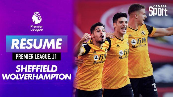 Le résumé de Sheffield / Wolverhampton : Premier League
