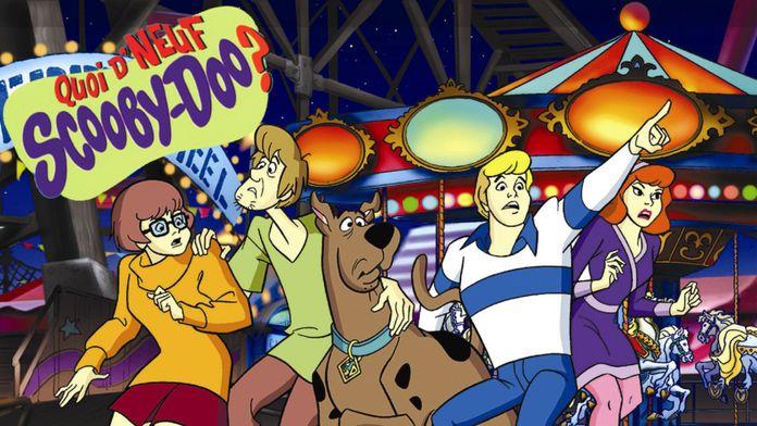 Quoi d'neuf Scooby Doo? : Les rails de l'enfer