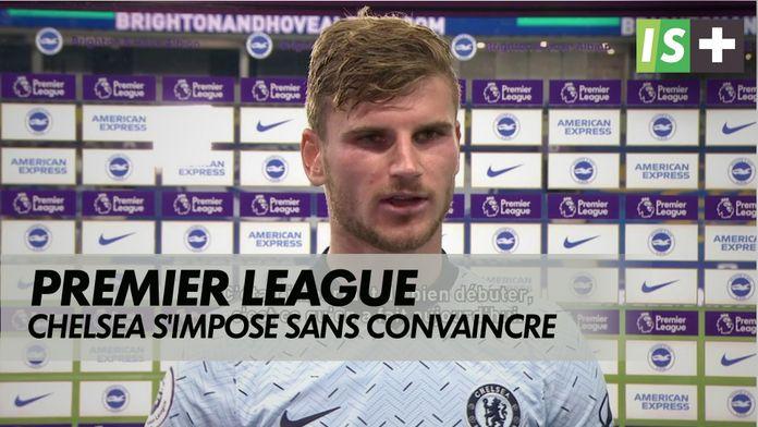 Chelsea sans convaincre : Premier League