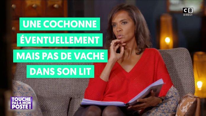 """La télé de Luigi : Karine Le Marchand lâche complètement la rampe dans """"L'amour est dans le pré"""""""