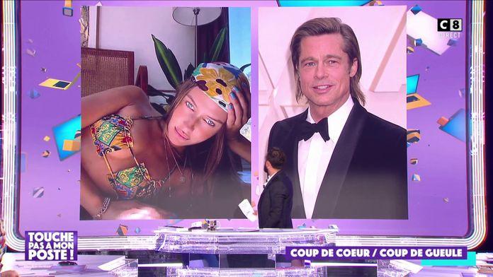 Brad Pitt a trouvé l'amour avec une femme de 30 ans de moins que lui