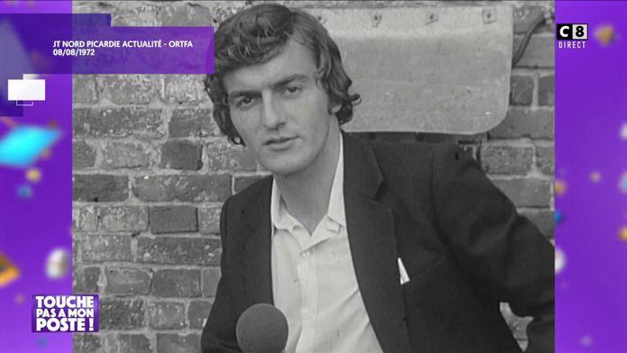 La première télévision de Jean-Pierre Pernaut
