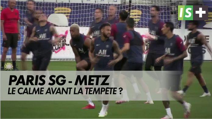 Paris, le calme après la tempête ? : Ligue 1 Uber Eats : Paris SG - Metz