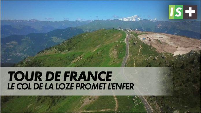 Le col de la loze promet l'enfer : Tour de France