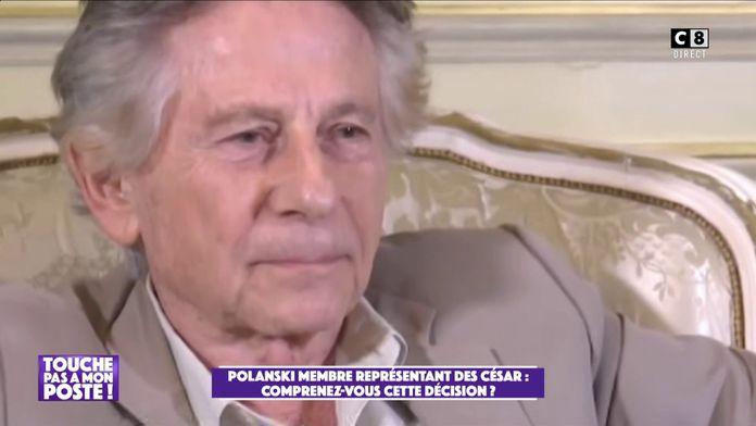 César : Vive polémique après l'élection de Roman Polanski à l'assemblée générale