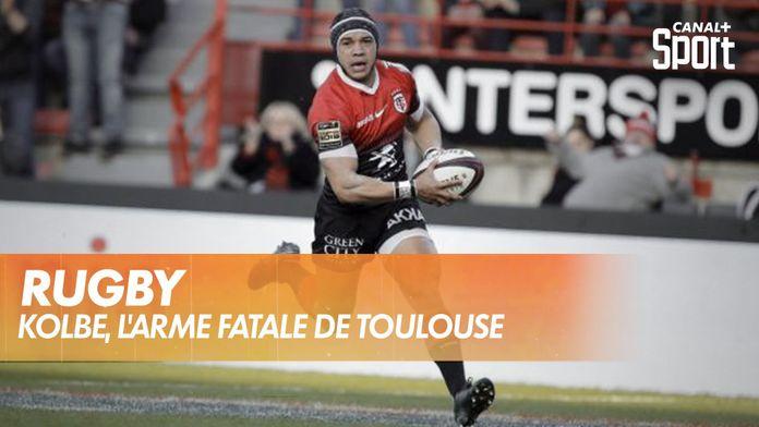 Kolbe, l'arme fatale de Toulouse
