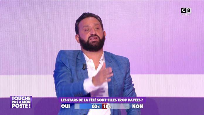 """Cyril Hanouna : """"Nous sommes trop payés pour ce que l'on fait"""""""