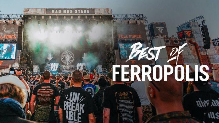 Best of Ferropolis : Melt, Full Force, splash!
