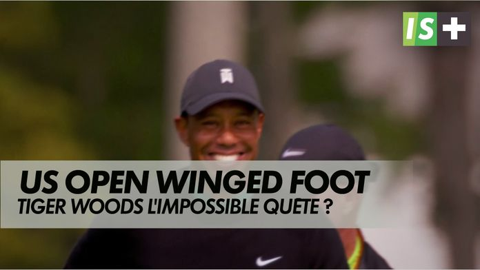 Tiger Woods l'impossible quête ? : US Open Winged Foot