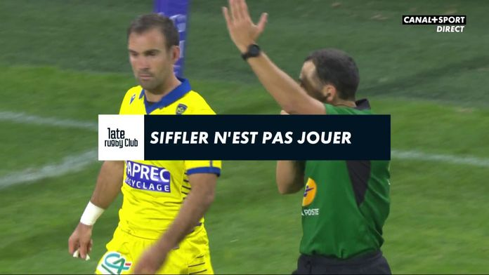 Siffler n'est pas jouer : Late Rugby Club