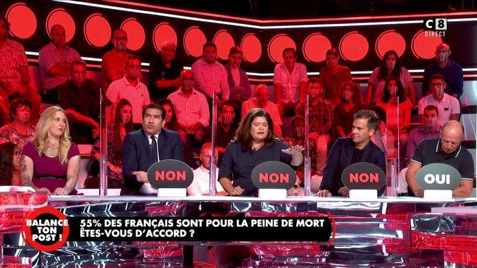 55% des Français sont pour le retour de la peine de mort