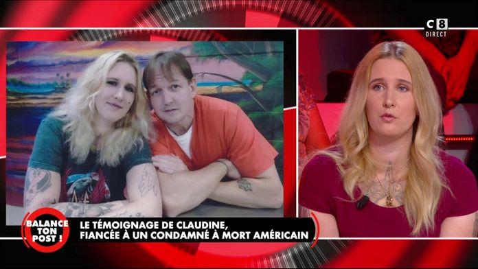 Le témoignage de Claudine, fiancée à un condamné à mort Américain