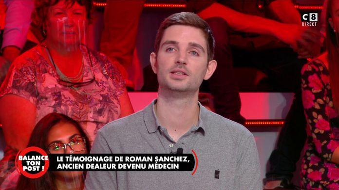 """Le témoignage de Roman Sanchez, ancien dealer devenu médecin : """"J'ai fait du mal à mes parents"""""""