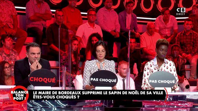 Le maire de Bordeaux supprime le sapin de Noël de sa ville