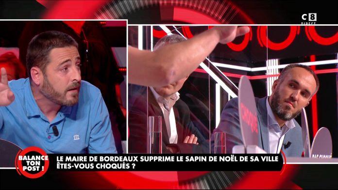 Le débat houleux entre Olivier Garrigues, agriculteur et Nicolas Falempin, militant écologiste