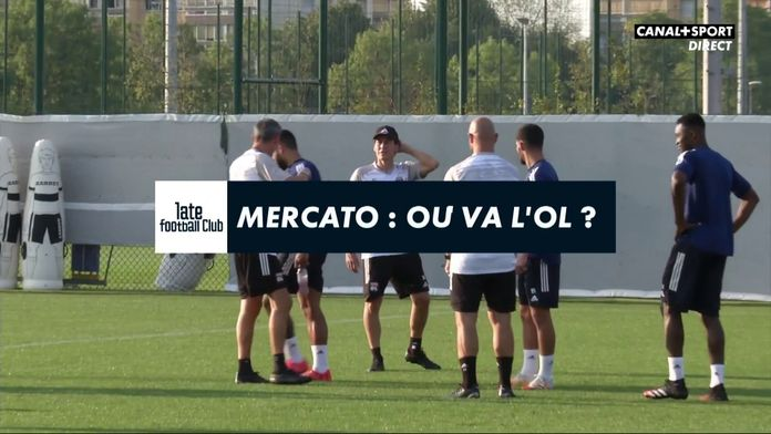 Mercato : où va l'OL ? : Late Football Club