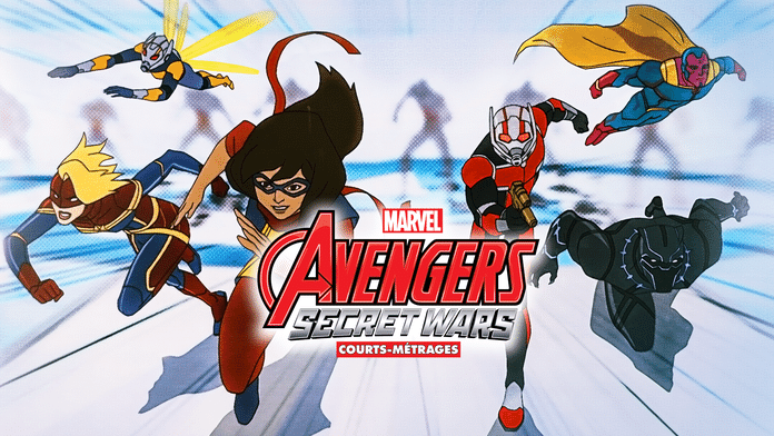 Avengers : Secret Wars