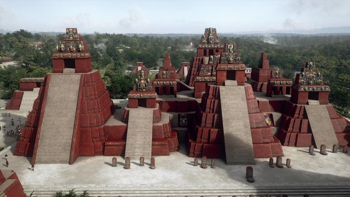 Mégapolis, les plus grandes villes de l'Antiquité : Tikal