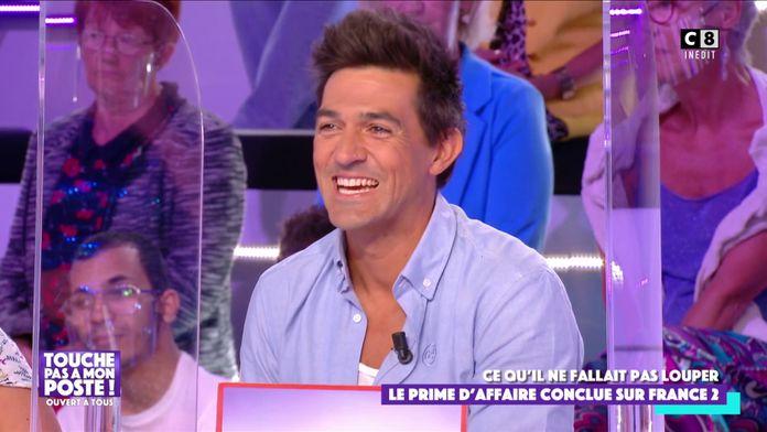 Jean-Pascal Lacoste tacle Sophie Davant