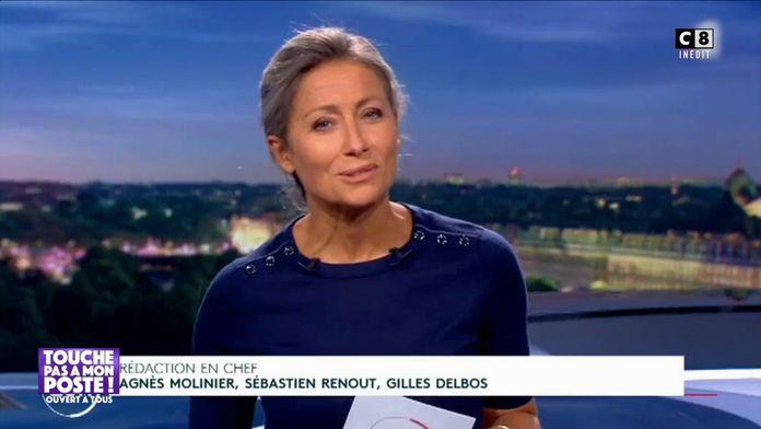 Anne-Sophie Lapix adresse un message à Marie-Sophie Lacarrau remplaçant Jean-Pierre Pernaut sur TF1