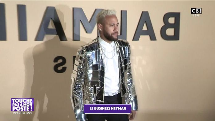 Le business juteux de Neymar