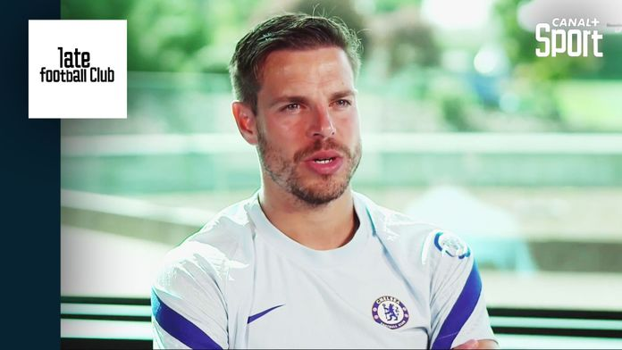 Late Interview : Cesar Azpilicueta : Late Football Club