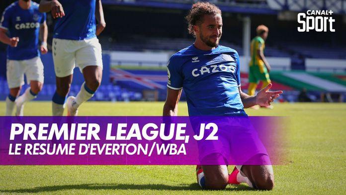 Le résumé d'Everton / West Bromwich Albion : Premier League, 2ème journée