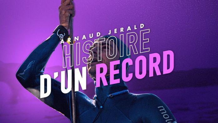 Arnaud Jerald : L'histoire d'un record : Canal Sports Club