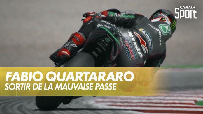 Quartararo, la mauvaise passe : MotoGP