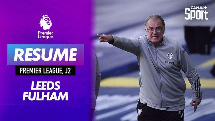 Le résumé de Leeds - Fulham en VO : Premier League