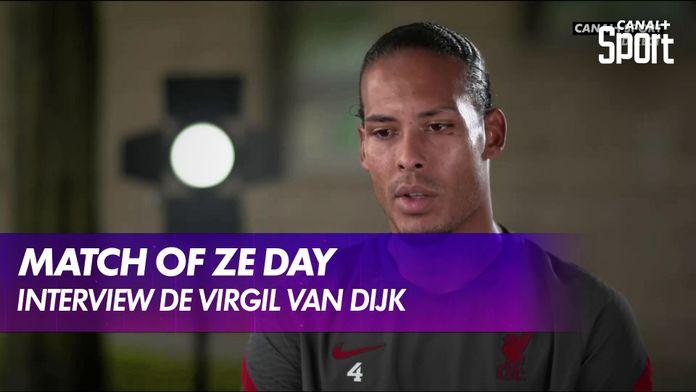 """Van Dijk : """"Ce qu'on a fait est exceptionnel"""" : Premier League"""