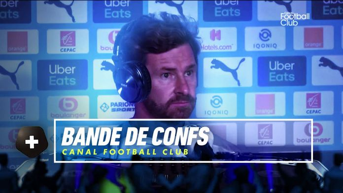 Bande de Confs du 20/09 : Canal Football Club