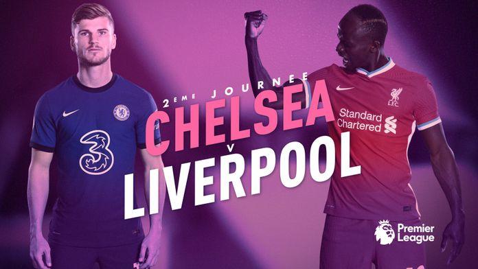 Le résumé grand format de Chelsea - Liverpool : Premier League