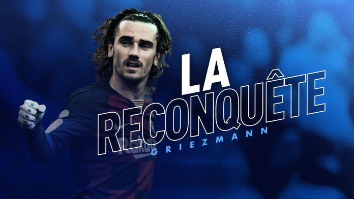 Antoine Griezmann, la reconquête ? : Canal Football Club