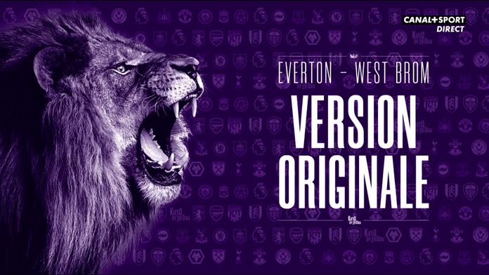 Le résumé d'Everton - West Bromwich en VO : King Of Ze Day