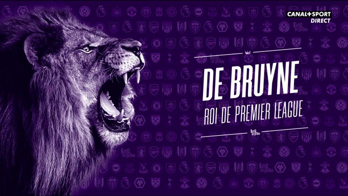 "L'évolution de Kevin De Bruyne, le ""Roi de Premier League"" : King Of Ze Day"