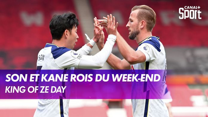 Son Heung-min et Harry Kane sont les Kings du week-end ! : King Of Ze Day