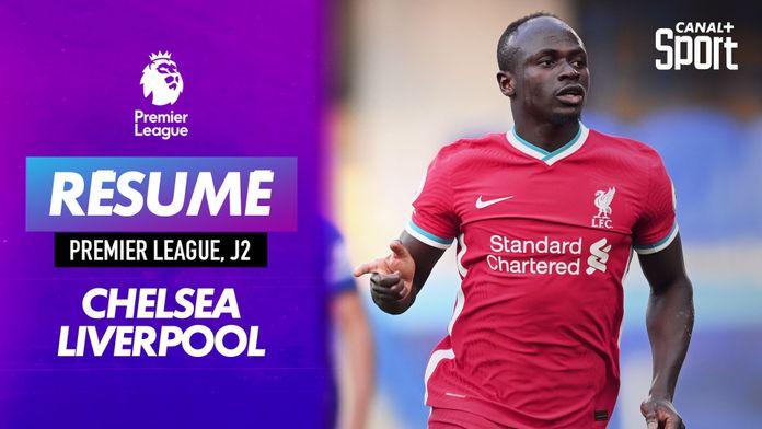 Le résumé de Chelsea - Liverpool en VO : Premier League