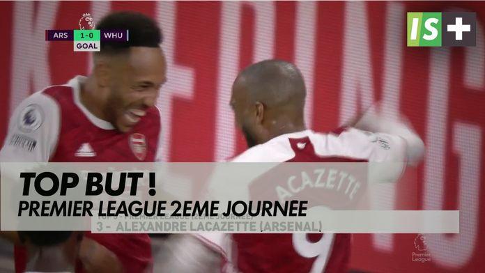Top But ! : Premier League - 2ème journée