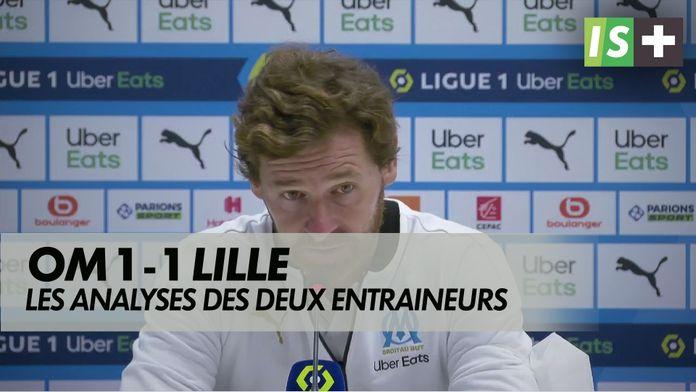 Les réactions de Villas-Boas et Christophe Galtier : Ligue 1 Uber Eats