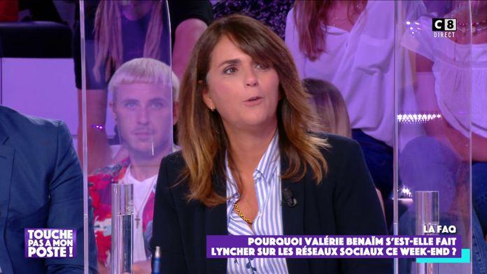 Valérie Bénaïm, lynchée sur les réseaux sociaux : Elle revient sur ses propos