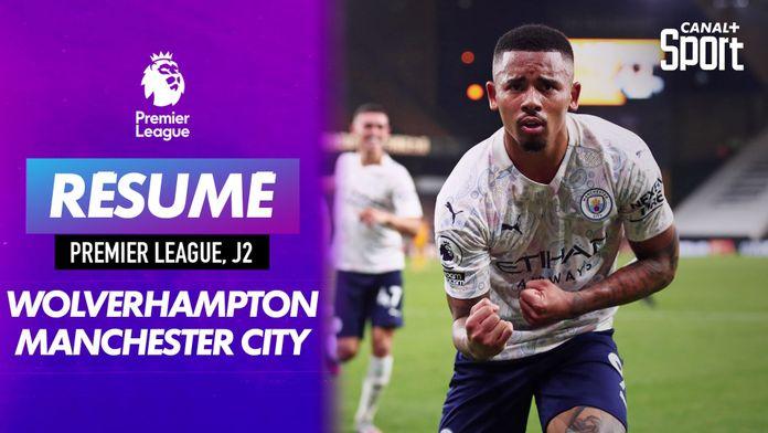 Le résumé de Wolverhampton - Manchester City en VO : Premier League