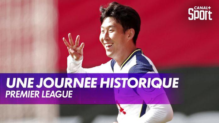 Une J2 historique ! : Premier League
